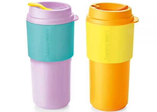 Tasses Éco Tupperware