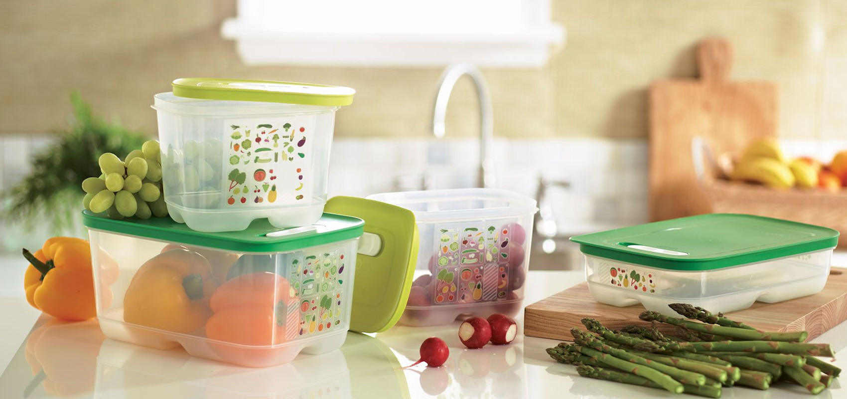 Tupperware offres special